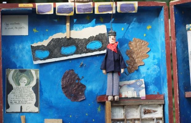 האוסף הכי הכי, הצגת ילדים בתיאטרון הקרון