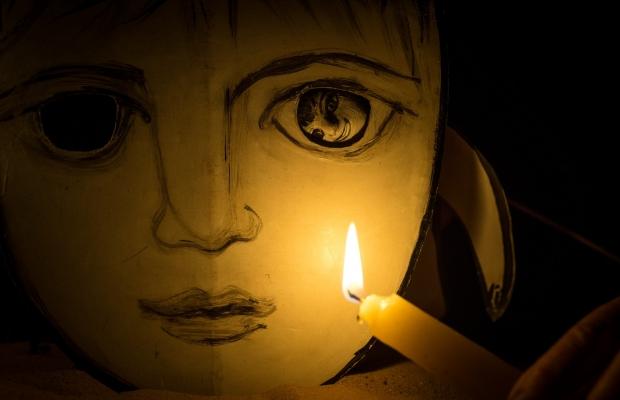נקודת אור , הצגת ילדים בתיאטרון הקרון בירושלים