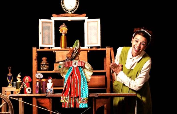 בגדי המלך החדשים הצגת ילדים בתיאטרון הקרון