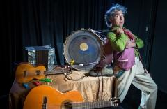 הנהג שהפך לתזמורת הצגת ילדים מוזיקאלית בתיאטרון הקרון